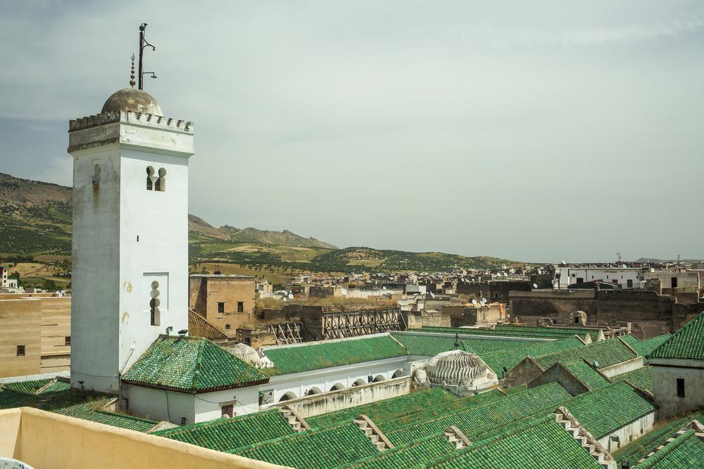 Al-Qarawiyyin, first university in Africa